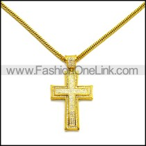 Stainless Steel Necklace n002945