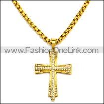 Stainless Steel Necklace n002892