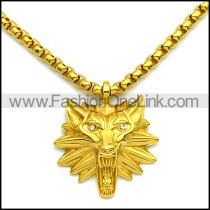 Stainless Steel Necklace n002905