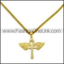 Stainless Steel Necklace n002965