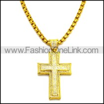 Stainless Steel Necklace n002890