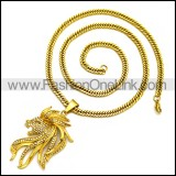 Stainless Steel Necklace n002973