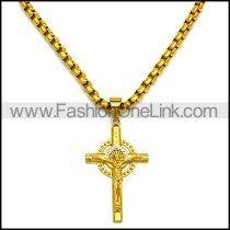 Stainless Steel Necklace n002899