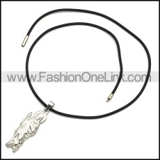 Stainless Steel Necklace n003012