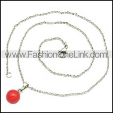 Stainless Steel Necklace n003062