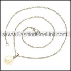 Stainless Steel Necklace n003065