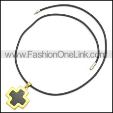 Stainless Steel Necklace n003044