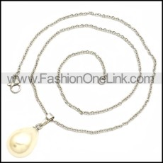 Stainless Steel Necklace n003069