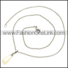 Stainless Steel Necklace n003068