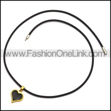 Stainless Steel Necklace n003034