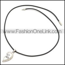 Stainless Steel Necklace n003051