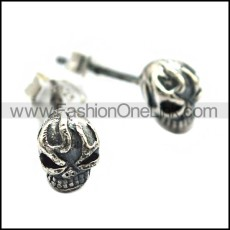 925 Sterling Silver Earring e002033