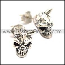 925 Sterling Silver Earring e002036