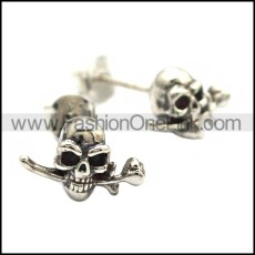 925 Sterling Silver Earring e002028
