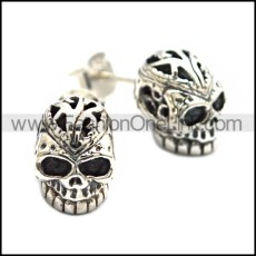 925 Sterling Silver Earring e002031
