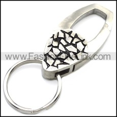 Stainless Steel Keychain k000061