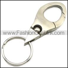 Stainless Steel Keychain k000064