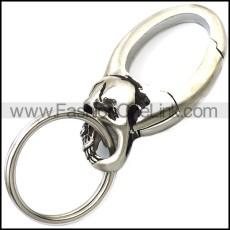 Stainless Steel Keychain k000072