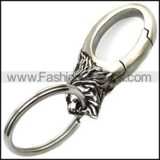 Stainless Steel Keychain k000071