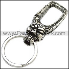 Stainless Steel Keychain k000076