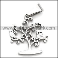 Stainless Steel Pendant p010252