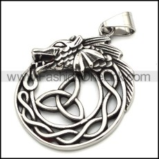 Stainless Steel Pendant p010233