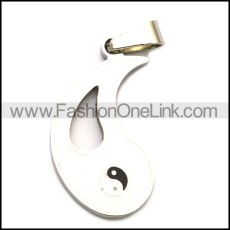 Stainless Steel Pendant p010250