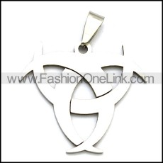 Stainless Steel Pendant p010247