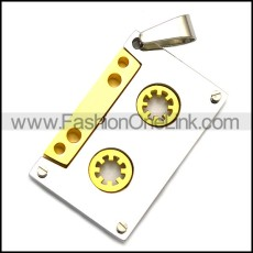 Stainless Steel Pendant p010241