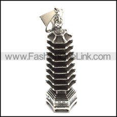 Stainless Steel Pendant p010230