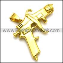 Stainless Steel Pendant p010227