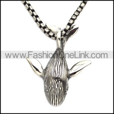 Stainless Steel Pendant p010290