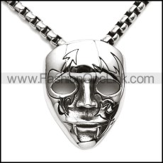 Stainless Steel Pendant p010287