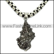 Stainless Steel Pendant p010292
