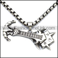 Stainless Steel Pendant p010314