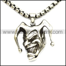 Stainless Steel Pendant p010312