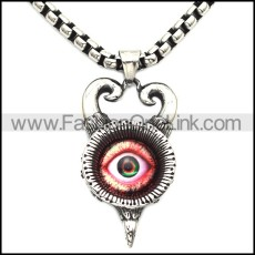 Stainless Steel Pendant p010301