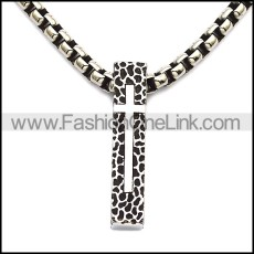 Stainless Steel Pendant p010321