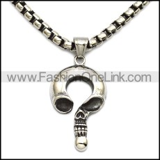 Stainless Steel Pendant p010318