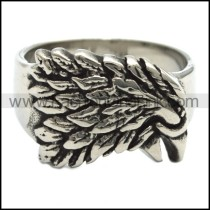 Exquisite Stainless Steel Ring r001461