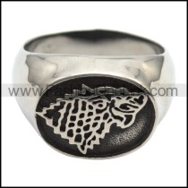 Stainless Steel Casting Ring  r002278