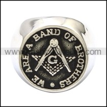 Stainless Steel Casting Ring   r002746