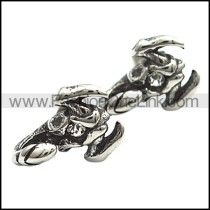 Exquisite Stainless Steel Stone Earrings     e000709