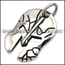 Stainless Steel Pendant p010354