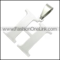 Stainless Steel Pendant p010401