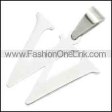 Stainless Steel Pendant p010416