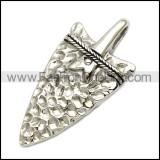 Stainless Steel Pendant p010345