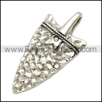 Stainless Steel Pendant p010345