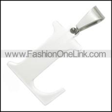 Stainless Steel Pendant p010405