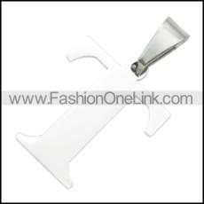 Stainless Steel Pendant p010413